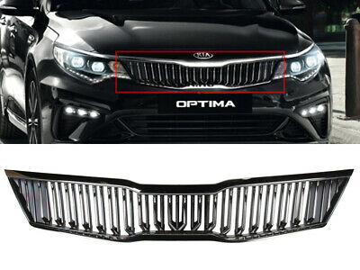Genuine OEM Hood Front Radiator Grille (Fits: KIA 2019-2020 Optima K5)