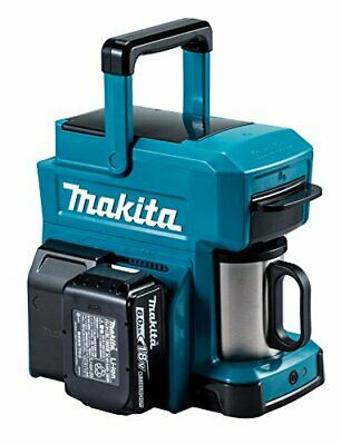 MAKITA Rechargeable Coffee Maker CM501DZ (Blue)【Japan Domestic genuine product