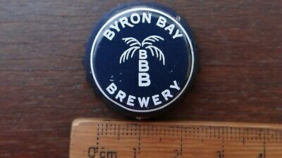 """1 x BYRON BAY BREWERY """"SONIC YOUTH WERE HERE '89"""" BOTTLE CAP"""