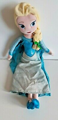 Elsa Disney Frozen Plush Soft Toy - (50cm long)