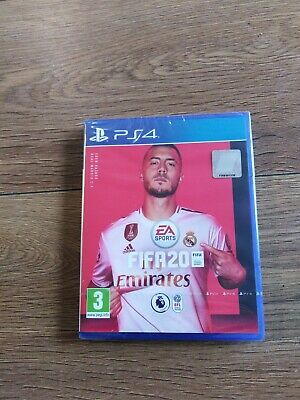FIFA 20 PlayStation 4 Game. BRAND NEW.. FULLY SEALED.. UNWANTED PRESENT