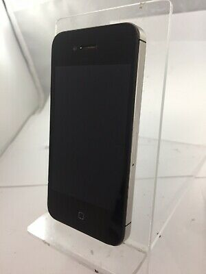 Apple Iphone 4S 16GB Unlocked Black Smartphone