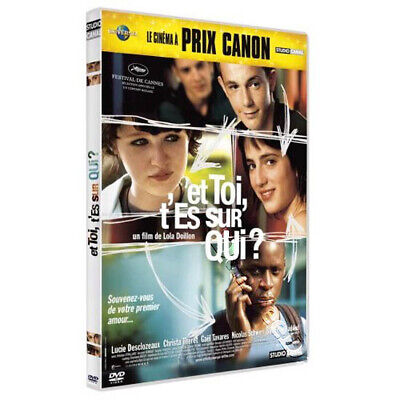 Just About Love? NEW PAL Arthouse DVD Lola Doillon