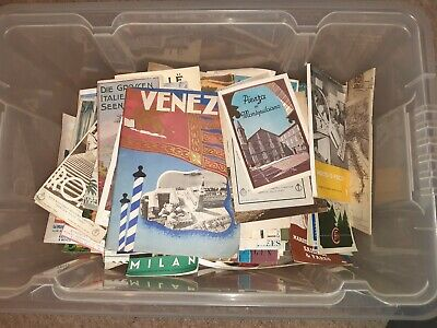 Italian State Tourist Department ENIT Guide Collection. 200+ Guides. Most 1930s