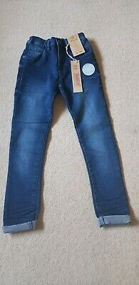Boys blue jeans Brand New with Tags size 8 - 9 Skinny fit