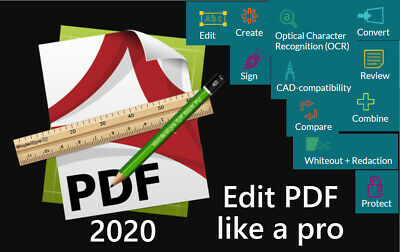 Pro PDF Creator ,Editor , Reader , Viewer , Converter Adobe Acrobat Alternate