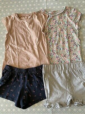 Mix And Match Shorts And Tshirt Bundle : 3-4 : Mothercare Summer