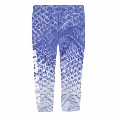 Nike Official Girl's Sports Leggings Gymnastics  Age 3 years Blue