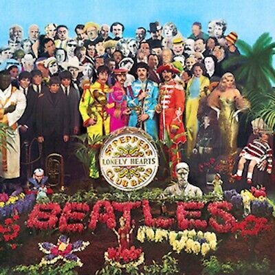 Beatles. Sgt Peppers Lonely Hearts Club Band. Vinyl