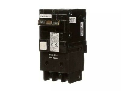 Siemens 2-Pole Ground Fault Circuit Interrupter QF250AP Shipping