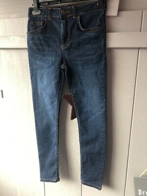 RIVER ISLAND boys Age 9 Skinny SOFT Denim Jeans Will Combine Postage