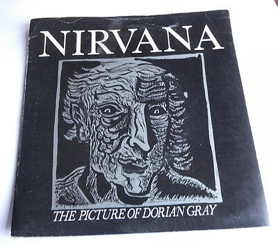 "The Picture Of Dorian Grey / No It Isn't...Nirvana  7""  Zilch Records 1981"