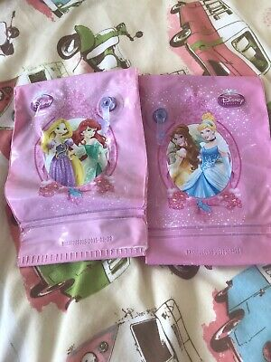 Girls Disney Princess Pink Armbands