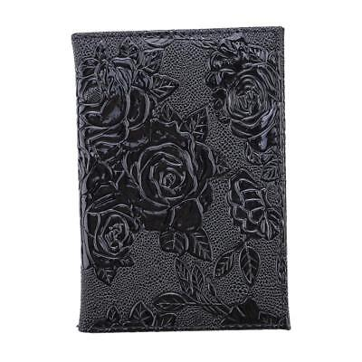 Passport Cover Travel Case Holder Wallet Organiser Protector PU Leather Bag HD