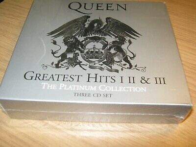 Queen - The Platinum Collection [2011 Remaster]  ~ Queen New Sealed
