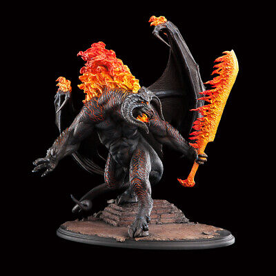 Weta balrog demon polystone lord rings señor anillos hobbit  sold out