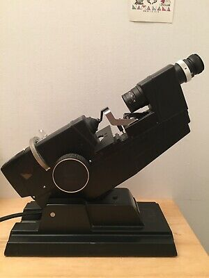 Topcon LM-6E Lensmeter With Prism Adapter, Lombart Instrument (made In Japan)
