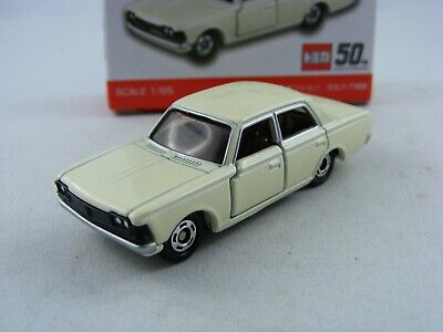 Toyota Crown Super Deluxe in weiß, Takara Tomy Tomica 50th Coll.#03,1/65