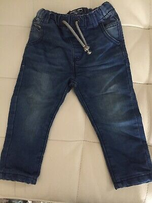 Boys Jeans 12-18 Months By Next
