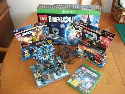 LEGO DIMENSIONS starter pack. For Xbox one
