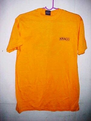 Michael Andretti Kraco Racing Indy Pit Rundhals Team Shirt