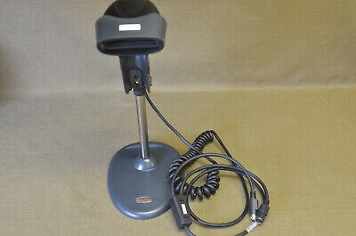 Honeywell Barcode Scanner Model 3800g With Stand (Was used on a Vitek 2)   (2-A)