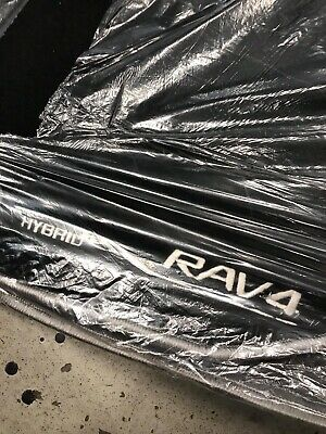 Toyota RAV4 Hybrid genuine mats, to fit models 2013-2018