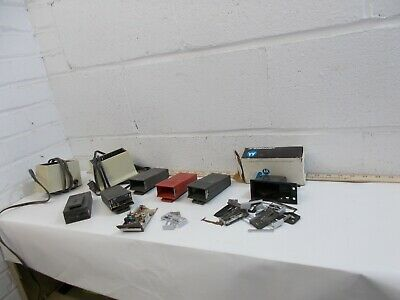 Vintage Lot of Motorola Voice Radio Pager Minitor One 1 Medical Police Fire