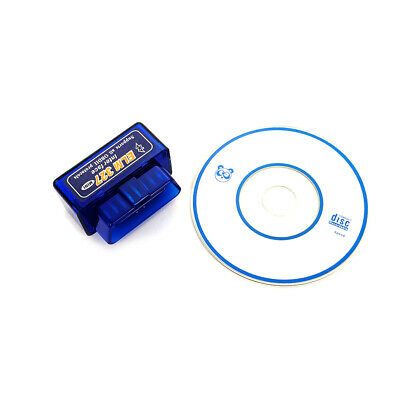 Mini ELM327 OBD2 Scanner SF II Bluetooth Auto Car OBD2 Diagnostic Interface Tool