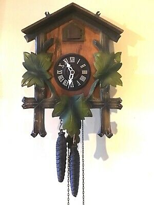 Black Forest Cuckoo Clock (incomplete project)