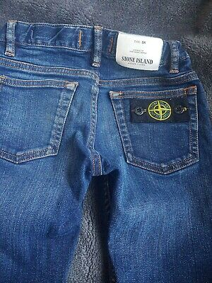 Junior Stone Island Jeans Age 6. Fab Condition