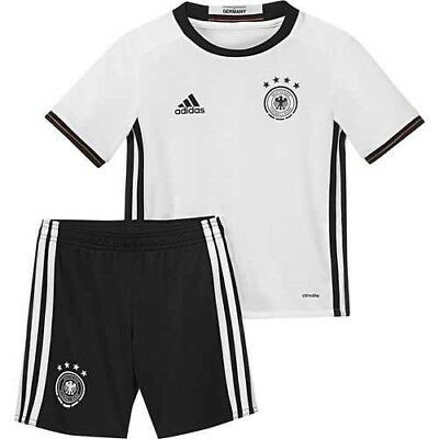Adidas Germany 2016-17 Rpelica Mini Kit Age 5-6 Years Bnib