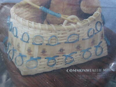 Classic Shaker Basket Craft Kit - Commonwealth Manufacturing Co