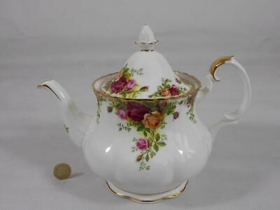 Royal Albert Old Country Roses Large Teapot.