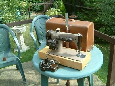 Vintage Electric Sewing Machine No 201K