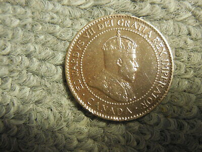 1904 Canadian Large Cent in VF condition. But you decide!!!!!!!