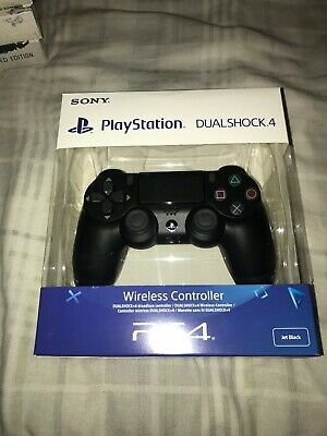 Sony PS4 DualShock Wireless Controller V2 Black - Brand new and sealed