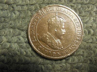1903 Canadian Large Cent in F-VF condition. Very Nice! But you decide!!!!!!!