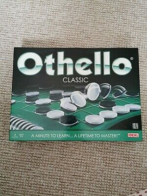 John Adams Othello Classic Board Game played only once