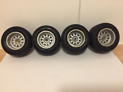 Tamiya Vintage Lancia Rally 037 Wheels And Tyres Very Hard To Find