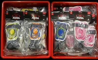 Lot Of 29 Pairs Xara XG1 Shin Guards, Brand New With Tags, Size XXXS, 4 & Under