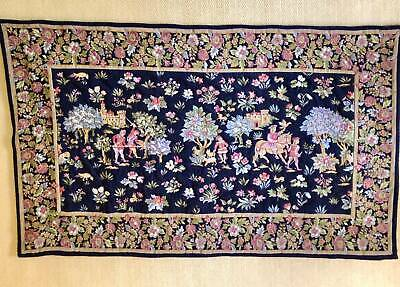 Louvieres, french tapestry, antique