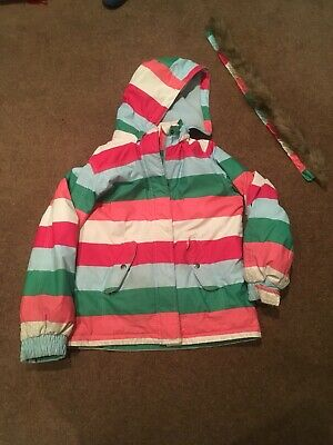 Boden Girls Ski Jacket Age 13-14
