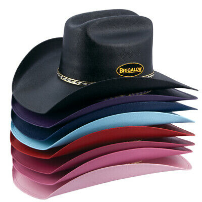 New Kids Coloured Cowboy Hat - 10+ Colours! Cowboy Cowgirl Hat Brigalow