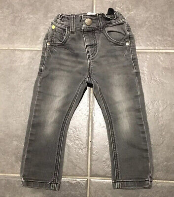 Two Pairs of Boys Next Jeans 9-12 Months
