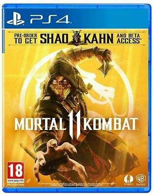 Mortal Kombat 11 (2019, PS4)