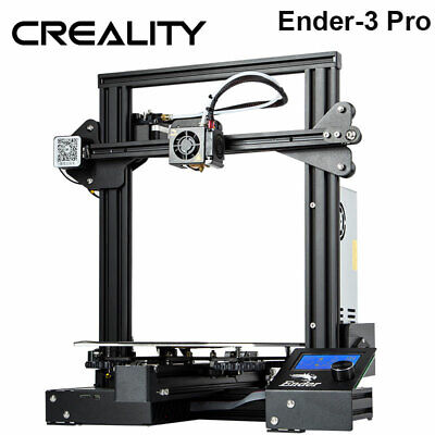 CREALITY 3D Ender-3 Pro 3D Printer Upgraded Magnetic Build Plate Resume Power