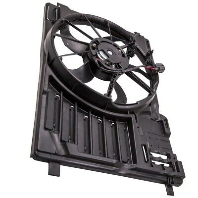 Radiator And Condenser Fan For Chevrolet Cruze Buick Verano GM3115243