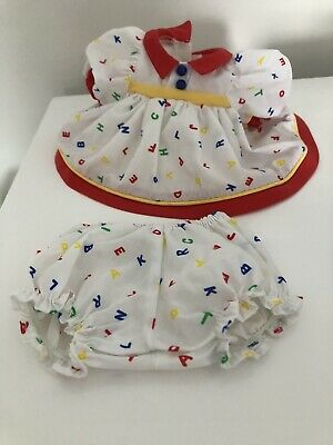 My Child Doll Original ABC Outfit With Matching Pants