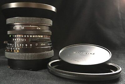 Hasselblad Carl Zeiss Distagon 4/40 Cf, Impecable